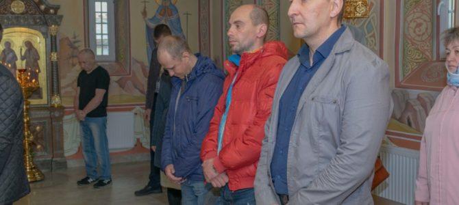 Подопечные фонда «Горлица» посетили храм новомучеников и исповедников Церкви Русской